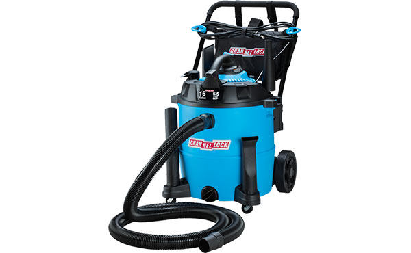 Channellock 16-Gal. Wet/Dry Vacuum with Blower