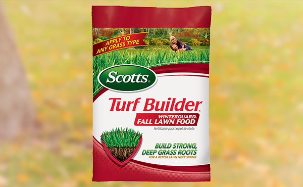 Scotts Turf Builder WinterGuard Fall Fertilizer